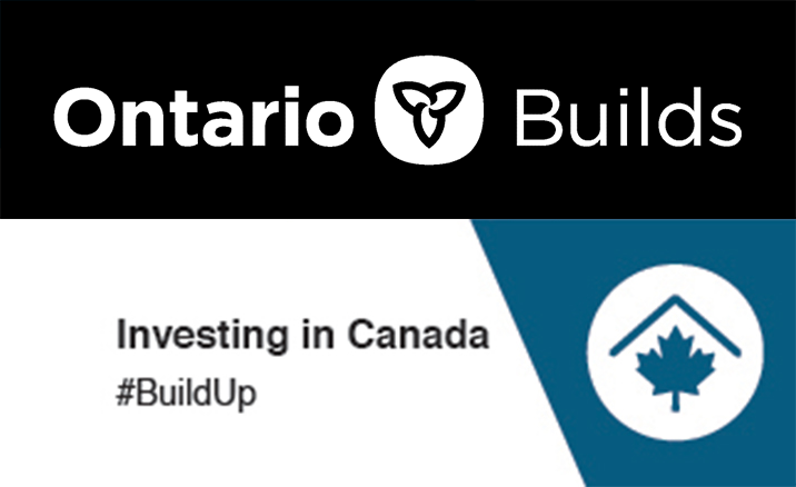 Ontario Builds and Investing in Canada #BuildUp